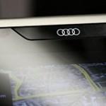 Audi Smart Display – Une tablette Android 10.2″ pour votre voiture #CES2014