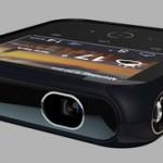 ZTE Projector Hotspot – Un projecteur 1080P LTE sous Android #CES2014