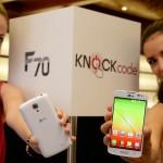 LG F70 et F90 – 2 nouveaux smartphones milieu de gamme #MWC2014