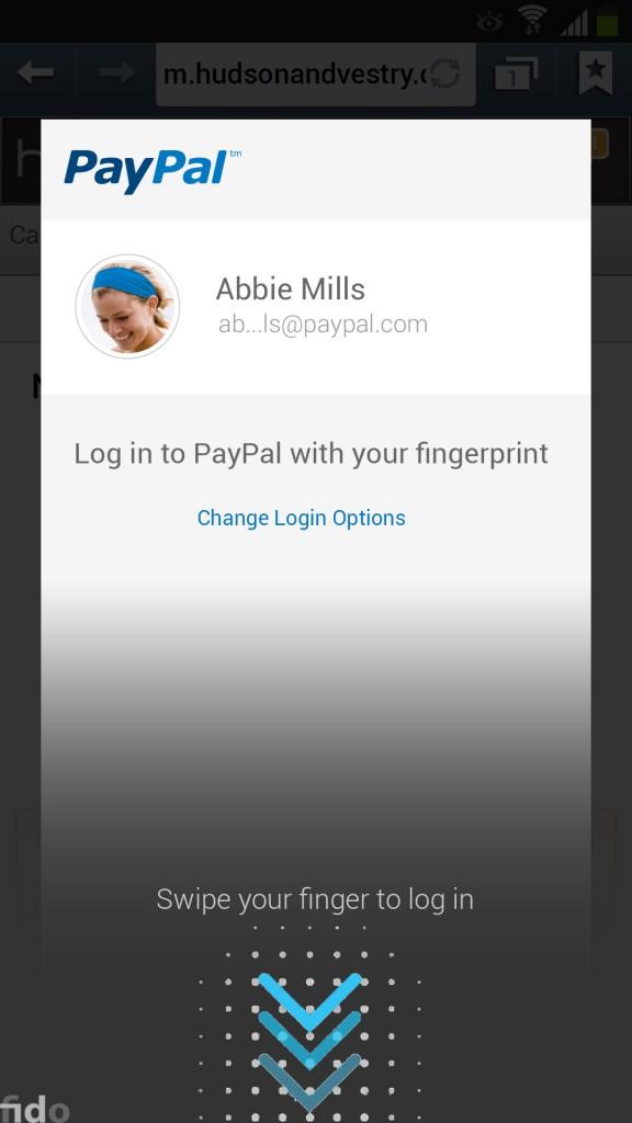 PayPal Fingerprint Galaxy S5_2