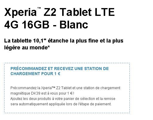 Sony Xperia Boutique   Achetez Xperia™ Z2 Tablet aujourd hui   Sony Smartphones  FR