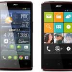 Acer Liquid E3 Duo et Z4 Duo – Toutes les infos officielles