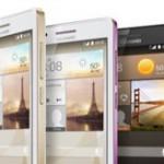 Ascend G6 – Huawei présente son smartphone LTE #MWC2014
