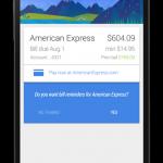 Google Now – Un rappel de vos échéances de facture dans la prochaine version ?