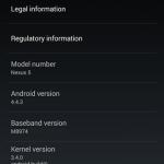 Android 4.4.3 – Des premières infos font surface
