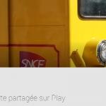 """Google Play – Nouvelle section """"Activité récente partagée sur Play"""""""