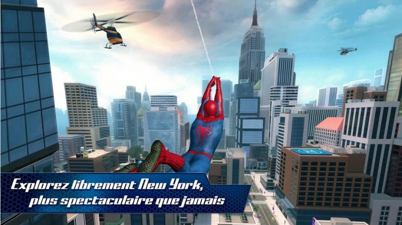 The Amazing Spider Man 2   Applications Android sur GooglePlay(1)