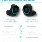 The Dash – Les oreillettes in-ear passe le cap des 3 millions sur Kickstarter