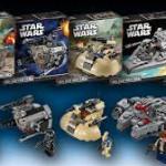 LEGO Star Wars Microfighters – Un Shoot 'em up pour les fans de la saga