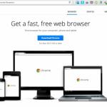 Chrome – Google interdit les extensions qui ne viennent pas de son store