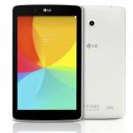 LG G Pad 7.0, 8.0, et 10.1 – Les infos officielles