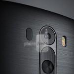 LG G3 – Des rendus presse de toute beauté
