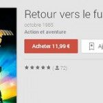 Google Play Films – Disponible en Belgique et en Suisse