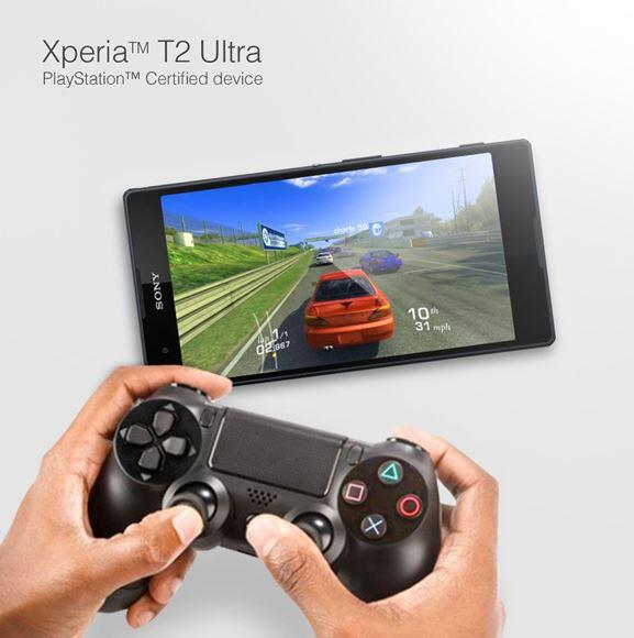 Sony-PlayStation-DUALSHOCK-4-Xperia-t2-ultra-android-france