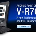 V-R7000 et V-R7100 – Casio annonce ses caisses enregistreuses sous Android