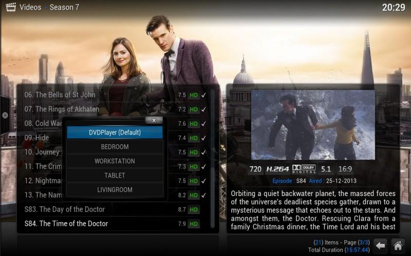 XBMC 13.0 Gotham rises   XBMC(1)