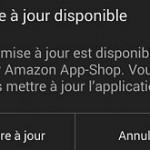 Amazon Appstore – Nouvelle version avec paiements via opérateurs