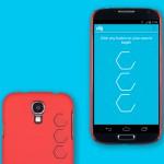 Cliq – Une coque qui ajoute 3 boutons physiques à votre smartphone #kickstarter