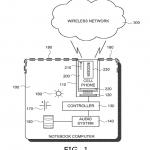 Google dépose un brevet pour un terminal encastrable dans un notebook