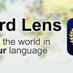 Word Lens Translator – Racheté par Google tous les modules passent gratuits