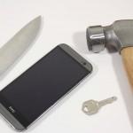 HTC One M8 – Le test de résistance en vidéo