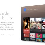 Android TV – Les applications Android disponibles sur Google Play