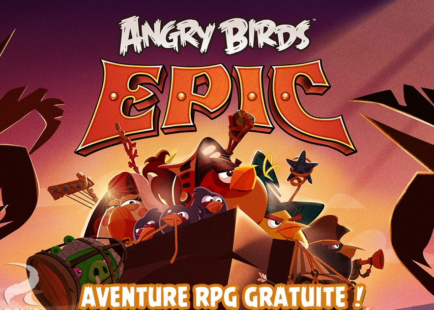 Angry Birds Epic   Applications Android sur Google Play