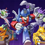 Angry Birds Transformers – Rovio signe avec Hasbro