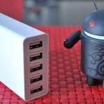 Anker E150 – Test du chargeur USB de bureau 5 ports