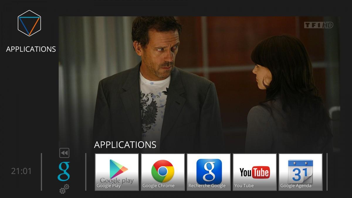 Ecran Miami 4 - Applications Android