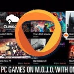 Mad Catz M.O.J.O – Streaming de jeux PCs avec OnLive