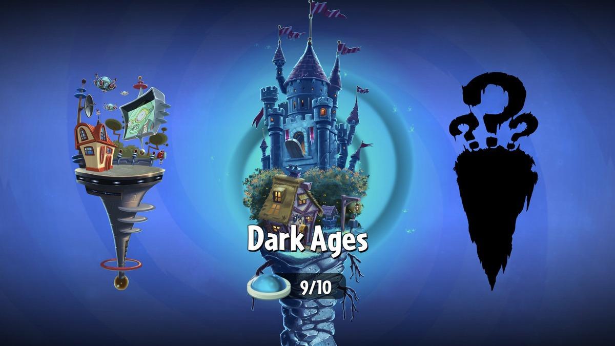 PvZ-Dark-Ages-Map2