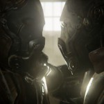 "Unreal Engine 4 – La démo ""Rivalry"" au Google I/O 2014 #io14"