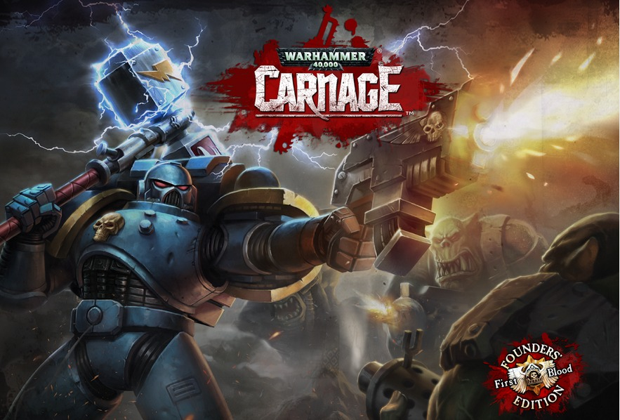 Warhammer 40 000  Carnage   Applications Android sur Google Play