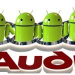 Android Auto – Audi et Volvo annoncent leurs voitures connectées