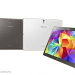 Galaxy Tab S – Toutes les infos officielles de la nouvelle gamme