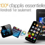 Amazon App-Shop – 100 € d'applications offertes pendant 2 jours #BONPLAN