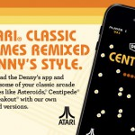 La franchise America's Diner propose 3 remix de jeux Atari #retrogaming