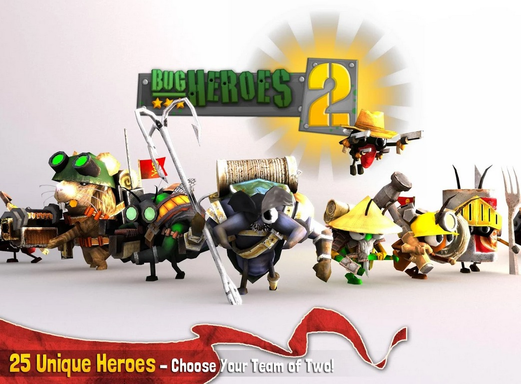 Bug Heroes 2   Applications Android sur Google Play