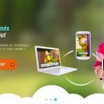 Tiny TV – Lancement de la chaîne TV pour enfants pour mobile