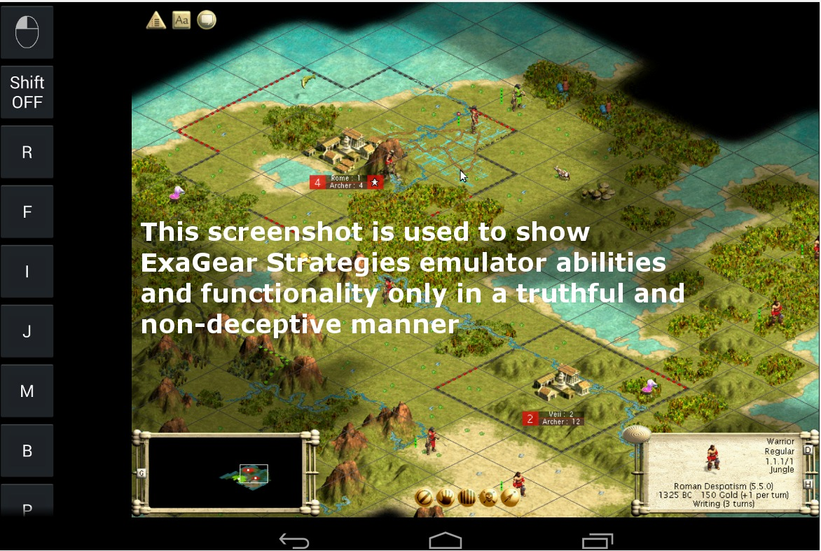 ExaGear Strategies   Applications Android 2