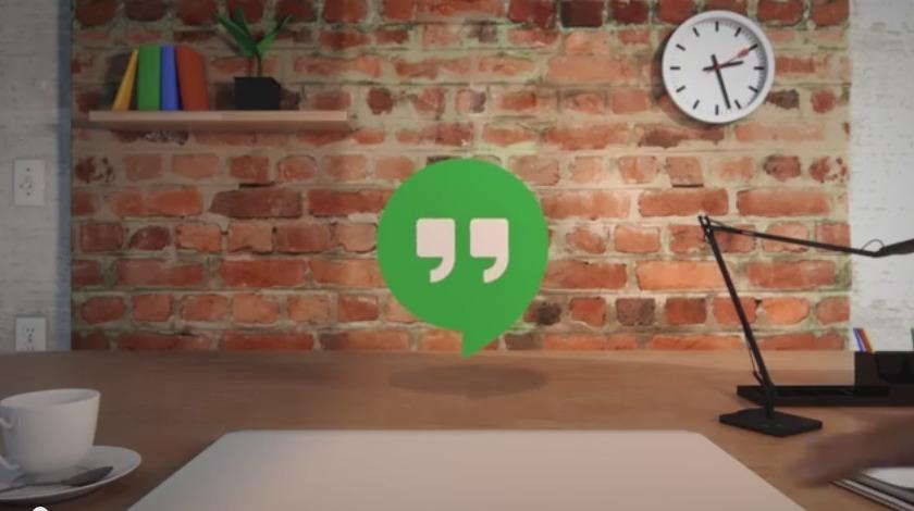 Hangouts for work   YouTube
