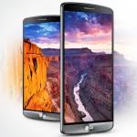 LG dépose G3 Lite, G3 Vigor, G3 Vista et G3 Beat