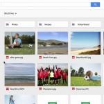 Google Drive – Nouvelle interface web en cours de déploiement