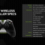 NVIDIA Shield Tablet – La manette sans fil