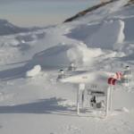Le Must du selfie vidéo – Des pistes de ski avec des drones caméra