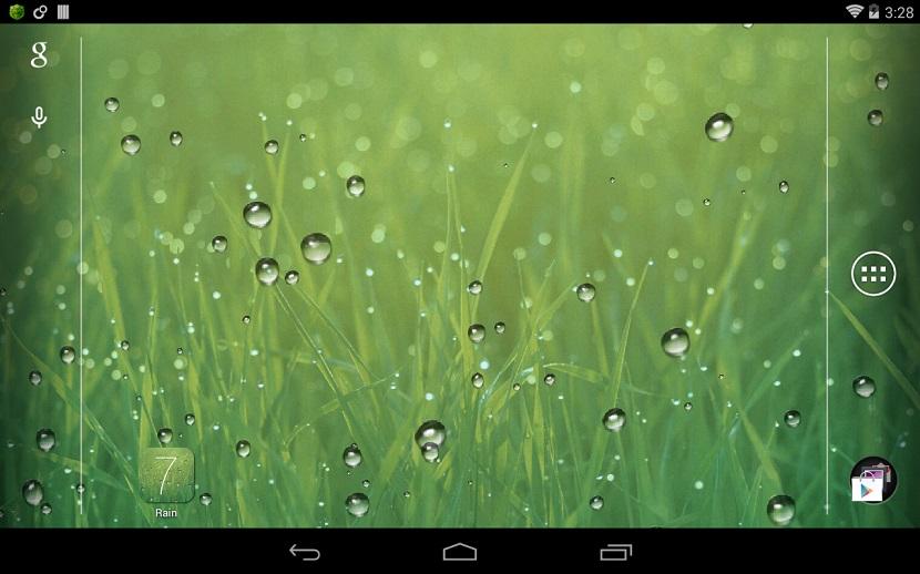 Rain-Parallax