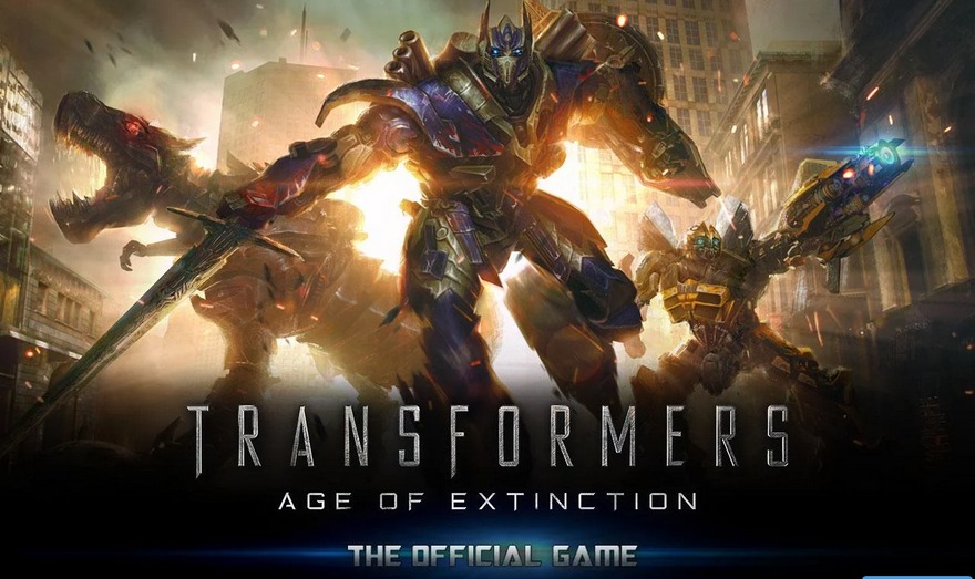 TRANSFORMERS AGE OF EXTINCTION   Applications Android sur GooglePlay