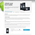 Sony simplifie le déblocage des bootloader de ses Xperia