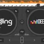 edjing – MAJ avec nouvelle UI et encore plus de Deezer